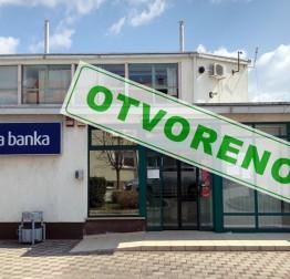 Kreće isplata mirovina za svibanj – banka u Lepoglavi privremeno otvara svoja vrata
