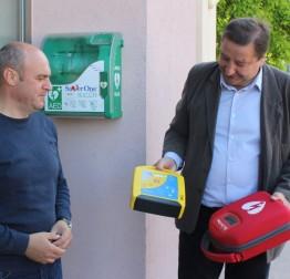 U Lepoglavi održan tečaj korištenja automatskog električnog defibrilatora