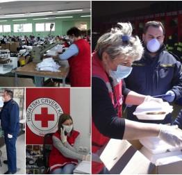 Lepoglavske volonterske akcije za vrijeme koronavirusa primjer dobre prakse na razini Europe