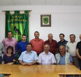 Sastanak gradonačelnika s predsjednicima mjesnih odbora