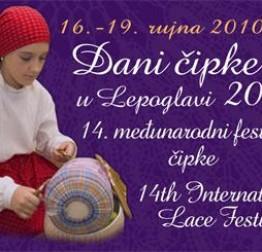 14. međunarodni festival čipke Lepoglava 2010.