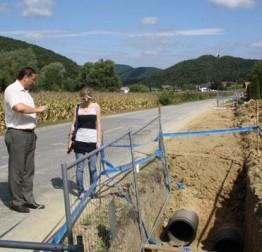 Gradi se posljednji krak kanalizacijskog sustava u Kamenici