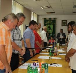 Održana konstituirajuća sjednica Gradskog vijeća