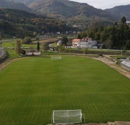 Rekonstrukcija veliko nogometnog igrališta u Lepoglavi