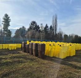 Stigli novi spremnici za odlaganje otpada