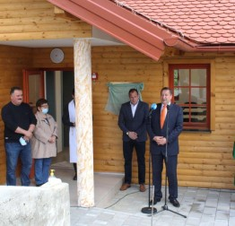 Otvoren društveni dom u Kameničkom Podgorju