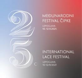 25. međunarodni festival čipke 2021.