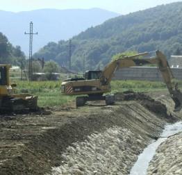 Uređuje se vodotok potoka u Kameničkom Podgorju