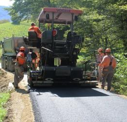 Na području Grada Lepoglave modernizirano novih 1.748 metara lokalnih cesta