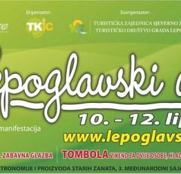 Lepoglavski dani 10. - 12.06.2011